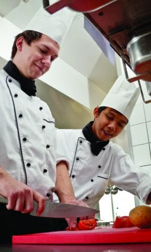 NVQ Training - Hospitality Training