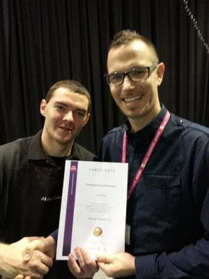 Regional learner of the month - training advisor