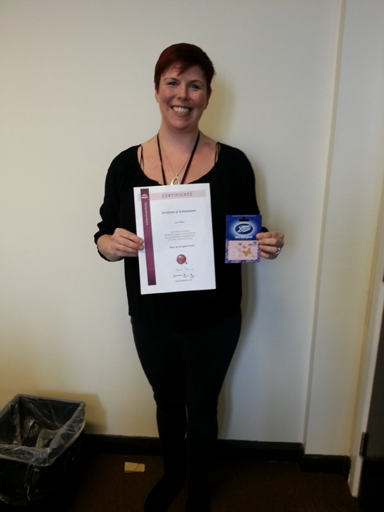 National apprentice of the Month – October 2015