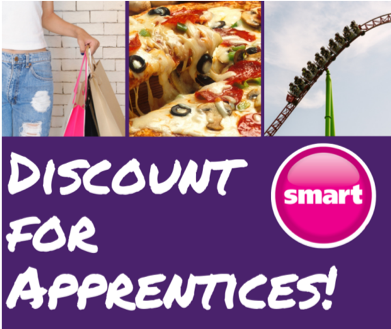 Discount For Apprentices