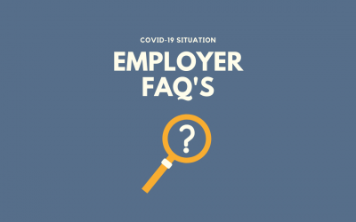 COVID-19 – FAQ's for Employers