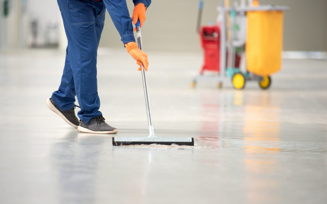 NEW PROGRAMME! Healthcare Cleaning Operative Level 2