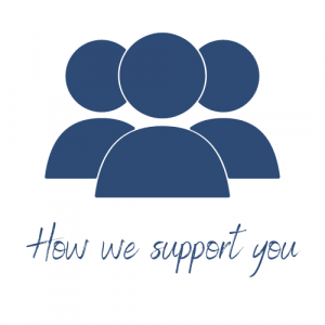 How we support you
